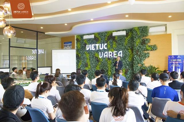 Ông Huỳnh Minh Thắng giới thiệu về VIETUC Varea